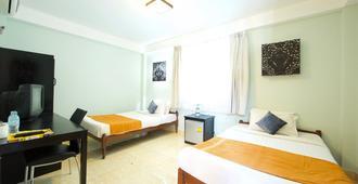Naga Angkor Hotel - סיאם ריפ - חדר שינה