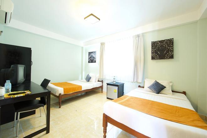 Naga Angkor Hotel - Siĕm Réab - Makuuhuone