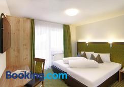 Hotel Garni Chasa Sulai - Ischgl - Bedroom