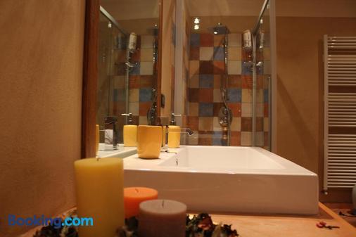 Holiday Home Ca' Del Cinema - Mombercelli - Bathroom
