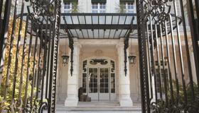 Shangri-La Paris - Paris - Bâtiment