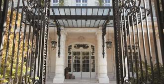 Shangri-La Hotel, Paris - Paris - Edifício