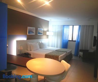 薩爾瓦多城際酒店 - 薩爾瓦多 - 薩爾瓦多 - 臥室