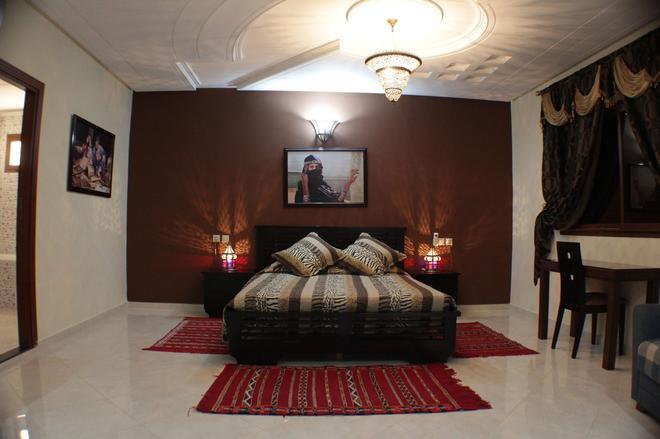 Riad Mimosa - Fez - Bedroom