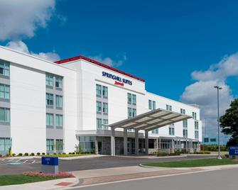 SpringHill Suites by Marriott Cleveland Independence - Independence - Byggnad