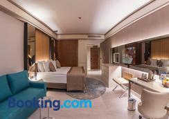Bayir Diamond Hotel & Convention Center Konya - Konya - Phòng ngủ