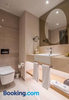 Bayir Diamond Hotel & Convention Center Konya - Konya - Phòng tắm