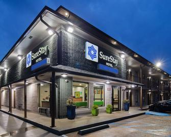 SureStay Hotel by Best Western Jasper - Джаспер - Будівля