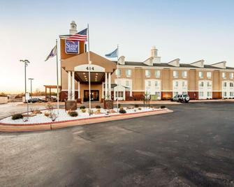 Sleep Inn and Suites Guthrie - Edmond North - Guthrie - Building
