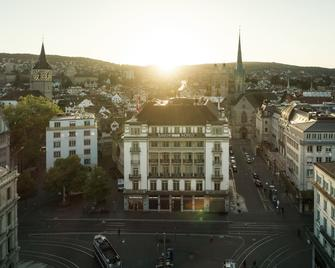 Savoy Hotel Baur en Ville - Zurich - Outdoor view