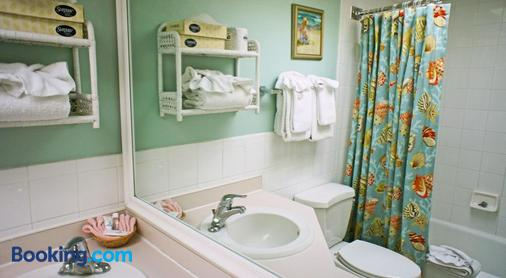 Shalimar Cottages and Motel - Sanibel - Bathroom