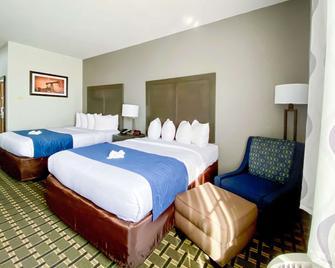 Comfort Inn Owasso - Tulsa - Owasso - Bedroom