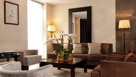 La Villa Saint Germain des Prés - París - Sala de estar