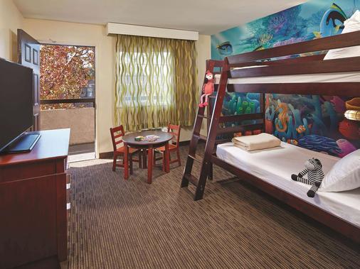 聖地牙哥海生世界/動物園米申谷拉金塔旅館 - 聖地牙哥 - 聖地亞哥 - 臥室