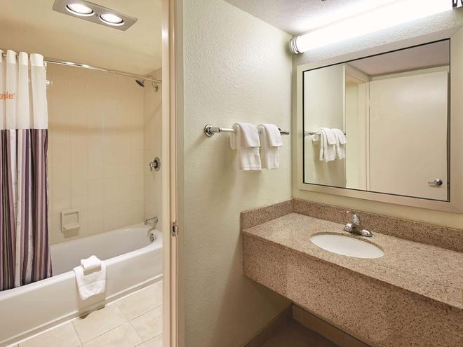 聖地牙哥海生世界/動物園米申谷拉金塔旅館 - 聖地牙哥 - 聖地亞哥 - 浴室