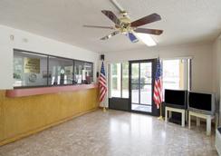 Americas Best Value Inn Decatur, Ga - Decatur - Vastaanotto