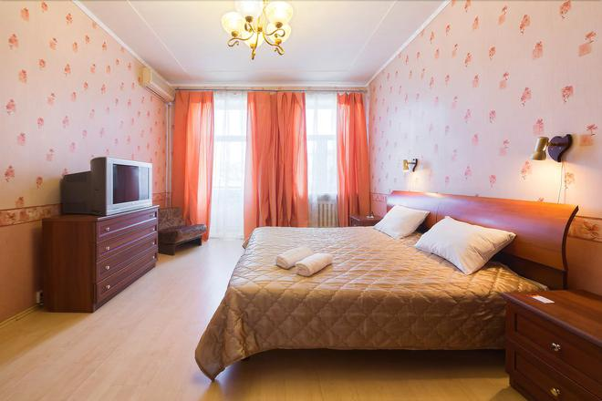 Mini-Hotel Versal On Brestskaya - Moscú - Habitación