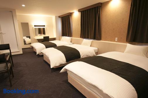 宮崎第一飯店 - 宮崎市 - 臥室
