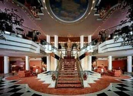 法蘭克福/緬因河瑞拉科薩酒店 - 法蘭克福 - 法蘭克福 - 大廳