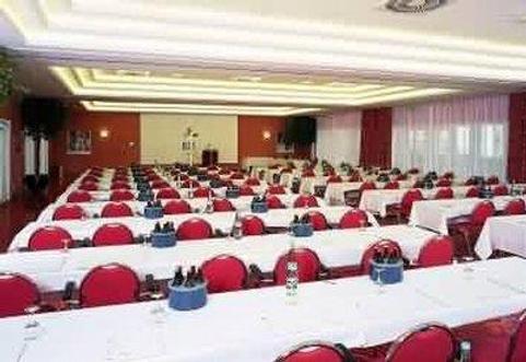 Relexa Hotel Frankfurt/ Main - Frankfurt - Sala de reuniões