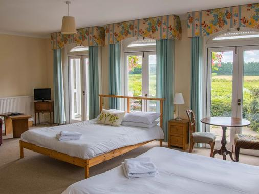 Highwaymans Rooms and Self Catering - Bury St. Edmunds - Bedroom