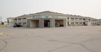 El Lobo Motel - Cold Lake - Edificio