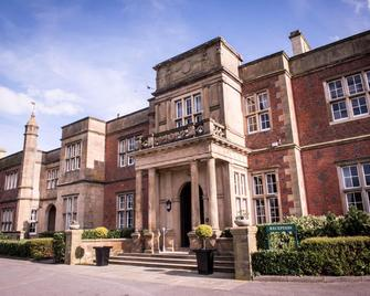 De Vere Cranage Estate - Crewe - Building