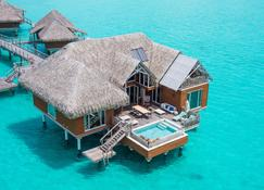 InterContinental Bora Bora Resort and Thalasso Spa - Vaitape - Building