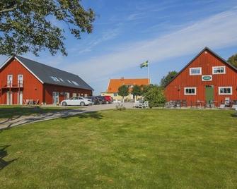 Halmstad Gårdshotell - Гальмстад - Building