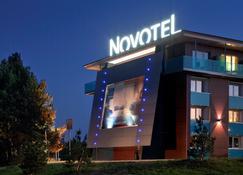 Novotel Lausanne Bussigny - Lausana - Edifici