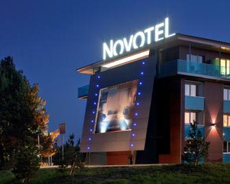 Novotel Lausanne Bussigny - Лозанна - Здание