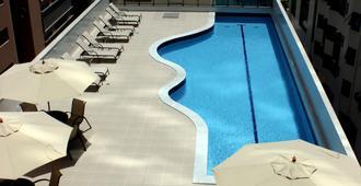Nobile Suítes Executive - Recife - Bể bơi