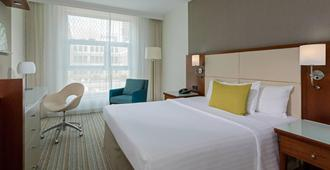 Courtyard by Marriott Berlin City Center - Berlin - Soverom