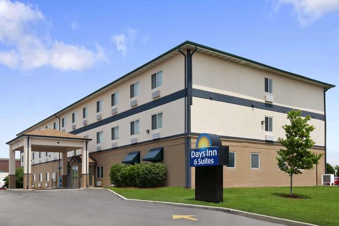 Days Inn & Suites by Wyndham Romeoville - Romeoville - Building