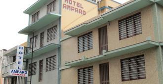 Hotel Amparo - ורה קרוז - בניין