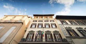 Strozzi Palace Hotel - Florence - Building