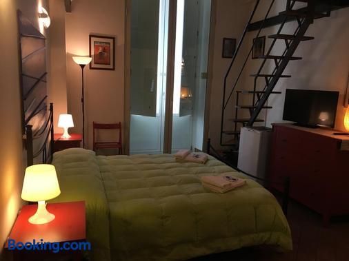 Amenano - Catania - Phòng ngủ