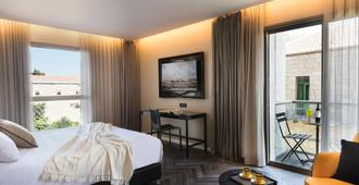 耶路撒冷萊昂納多精品飯店 - 耶路撒冷 - 臥室