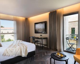 Leonardo Boutique Jerusalem - Ierusalim - Bedroom