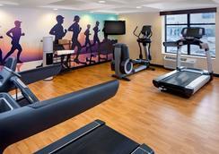 Hyatt Place Pittsburgh North Shore - Pittsburgh - Gym