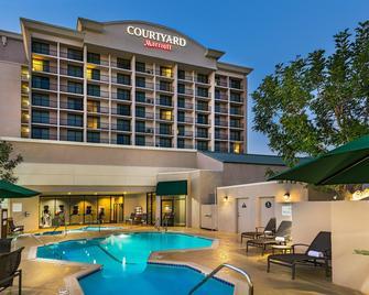 Courtyard by Marriott Los Angeles Pasadena/Monrovia - Monrovia - Gebouw