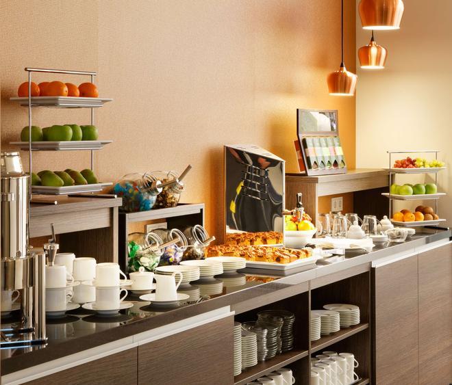 Ghotel Hotel & Living Essen - Essen - Buffet