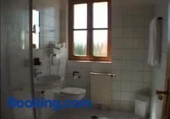 Gasthof zum Rödelseer Schwan - Rödelsee - Bathroom