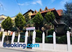 Hotel Eliza - Tirana - Building