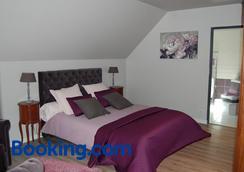 Maison d'hôtes Domaine de la Garaye - Taden - Bedroom