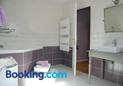 Maison d'hôtes Domaine de la Garaye - Taden - Bathroom