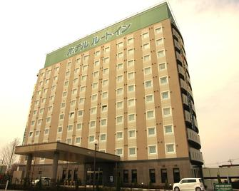 Hotel Route-Inn Hirosaki Joto - Hirosaki - Κτίριο