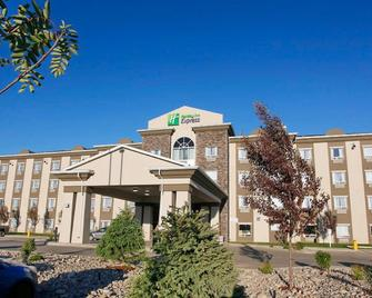 Holiday Inn Express Fort St John - Fort Saint John - Gebouw