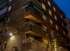 Hotel Carlos III - Águilas - Building