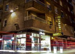 Hotel Carlos III - Águilas - Byggnad
